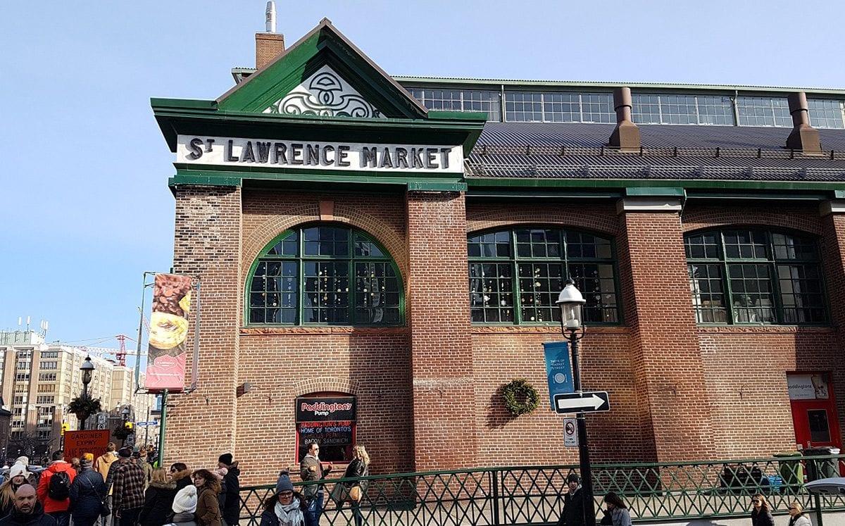 St. Lawrence Market… un deleite para el paladar