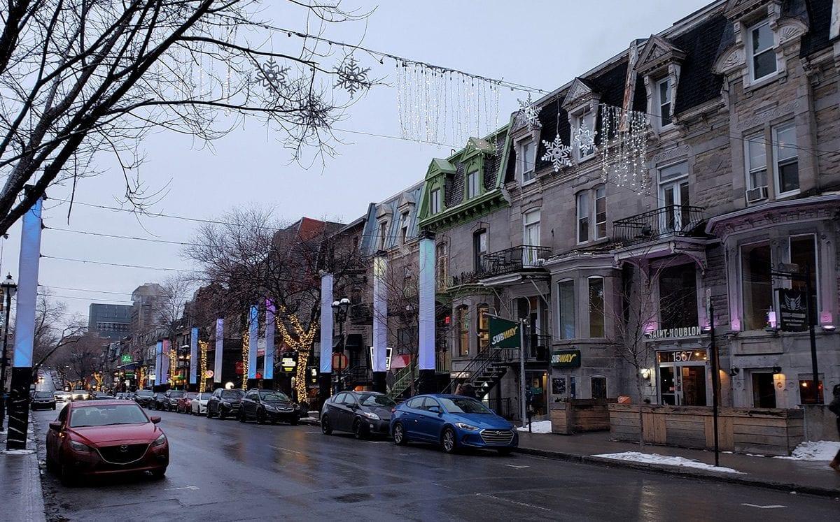 Los barrios de Montreal… belleza arquitectónica