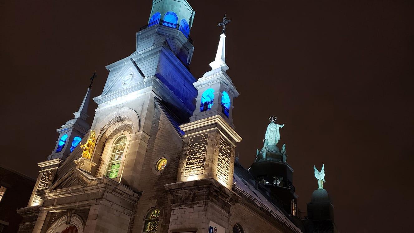 Notre-Dame-de-Bon-Secours… la iglesia de los marineros