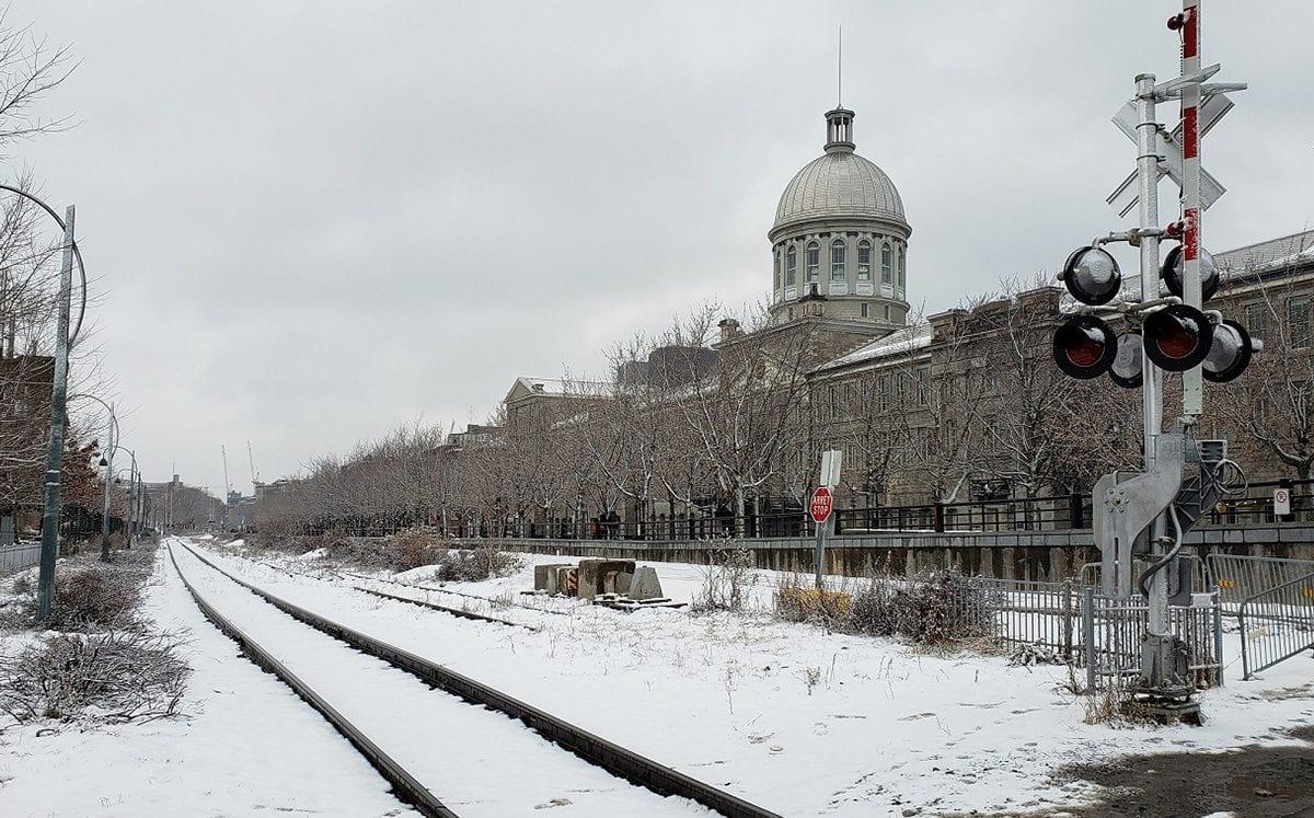 Vieux Port de Montreal… el Viejo Puerto