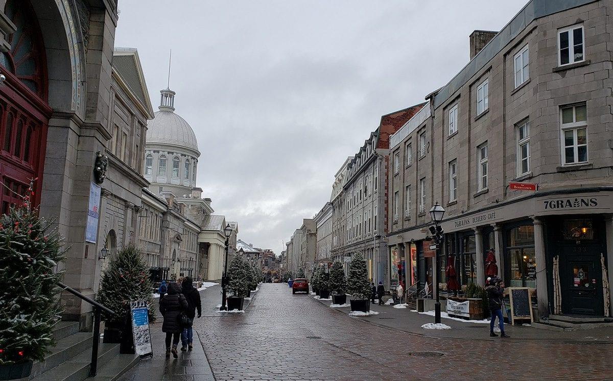 La Rue de Saint-Paul… la calle más antigua de Montreal