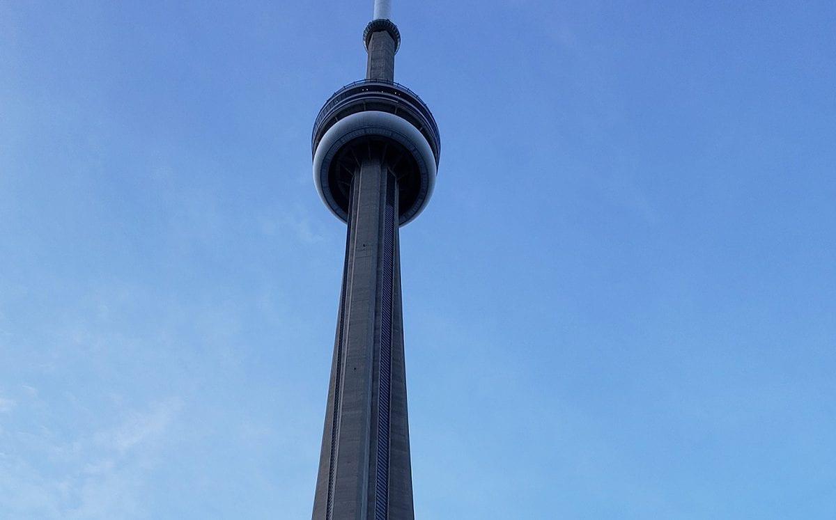 Torre CN… maravilla de la ingeniería del mundo moderno