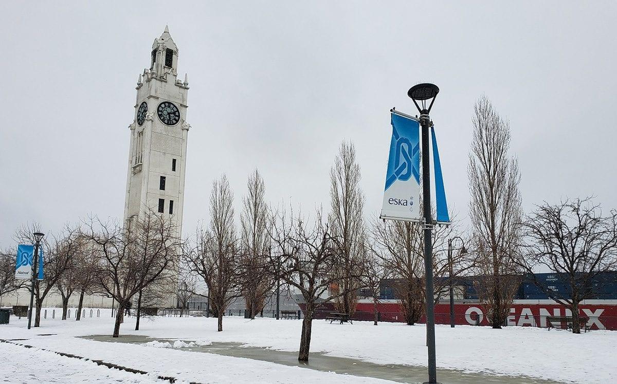 La Torre del Reloj… monumento conmemorativo