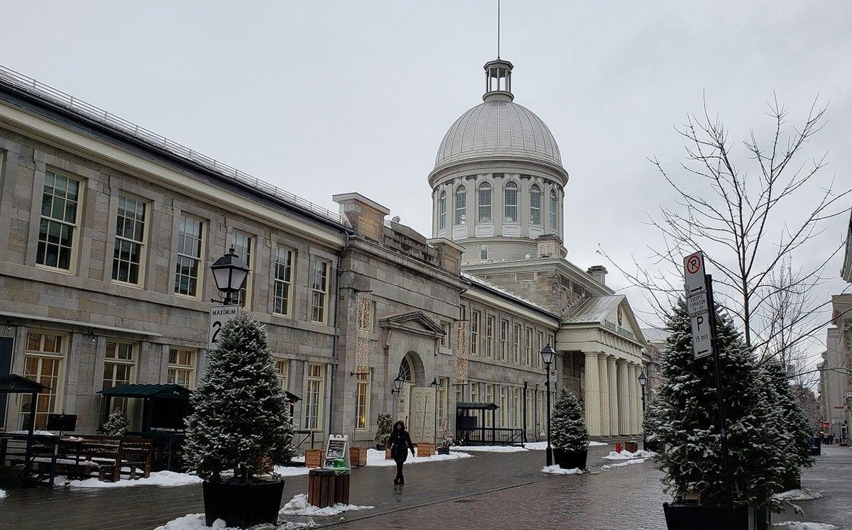 """Vieux-Montreal… caminata por el bello e histórico """"Old Montreal"""""""