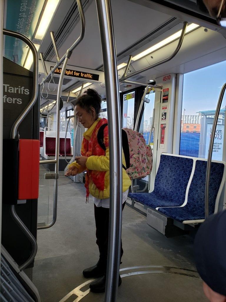 Transporte canadiense… eficaz, moderno y a la altura