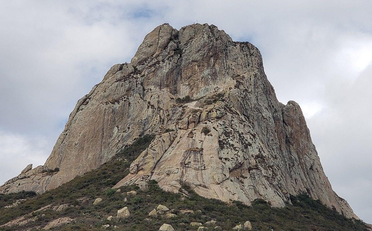 Peña de Bernal… el tercer monolito más grande del mundo