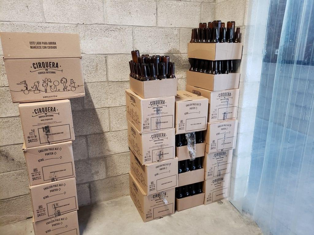 La Cirquera… cerveza artesanal