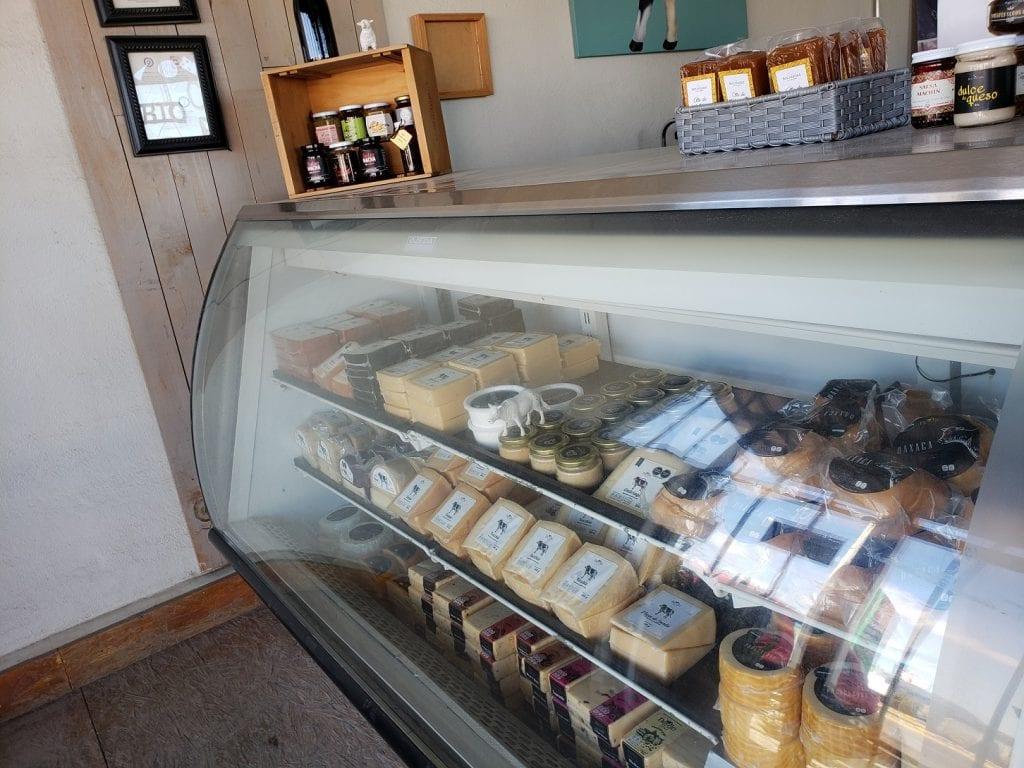 Quesería Néole… quesos madurados tipo europeo