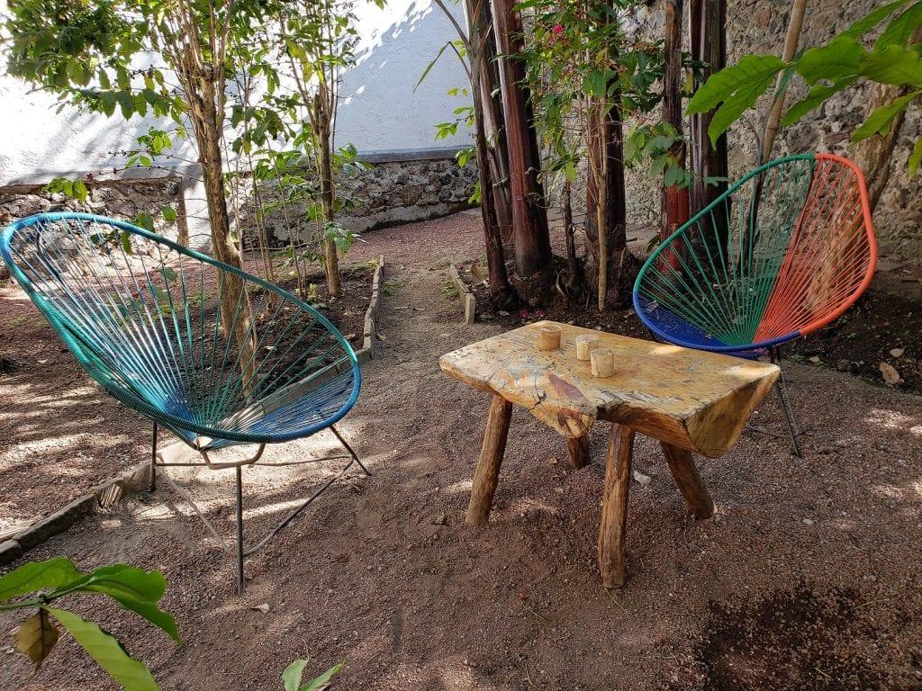 Mezcalería Coamil… un lugar para disfrutar