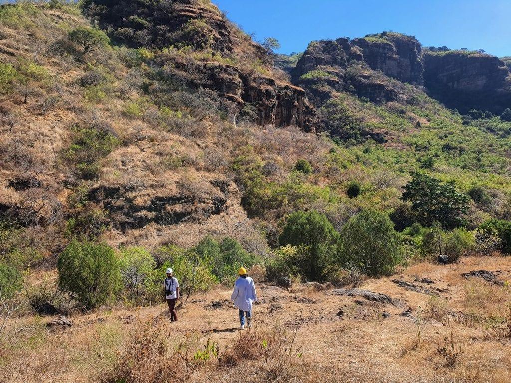 Deporte de aventura en Malinalco… adrenalina pura