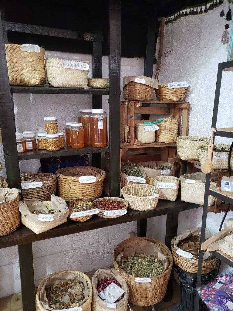 El Herbario… plantas, hierbas, tés, infusiones y más