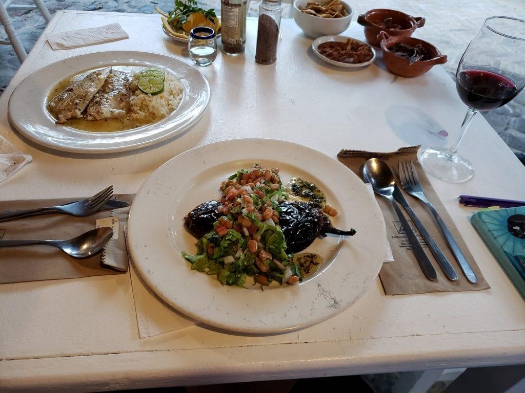 Las Palomas…  deleite con sabor malinalquense
