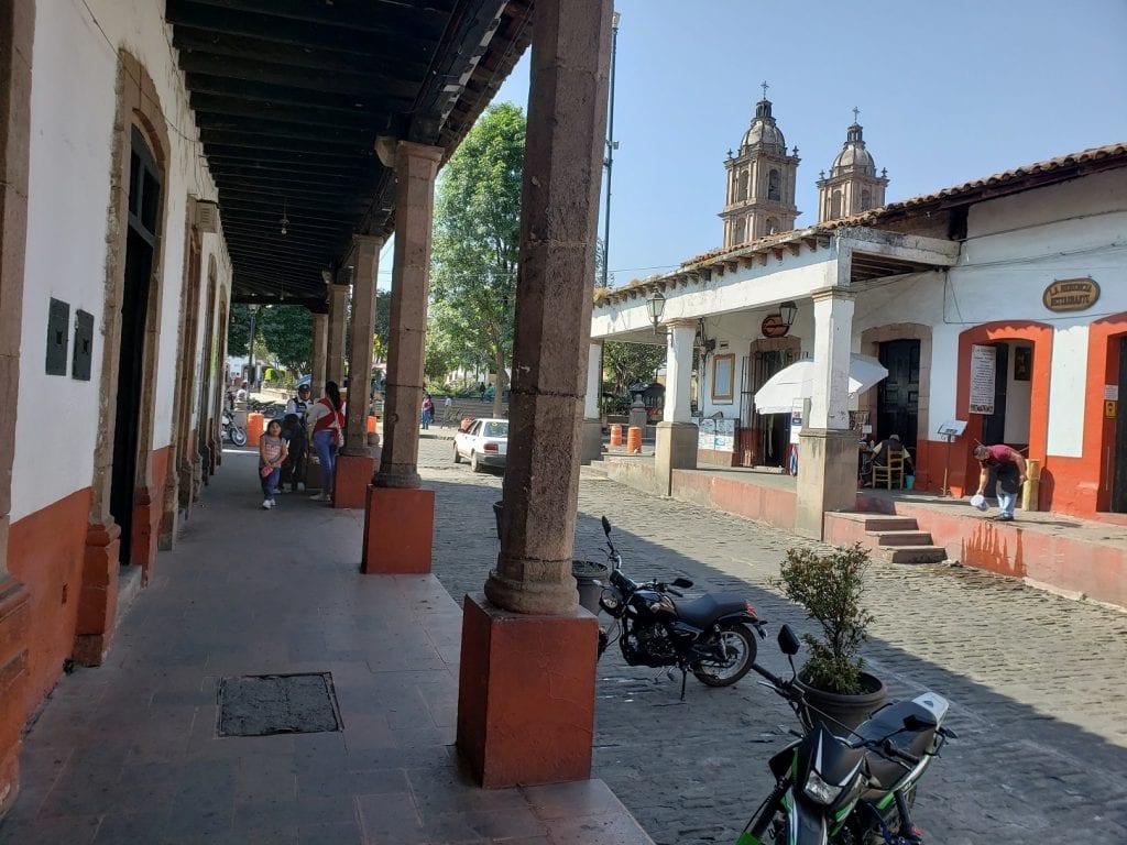 Caminando por las calles de Valle… recorrido colonial