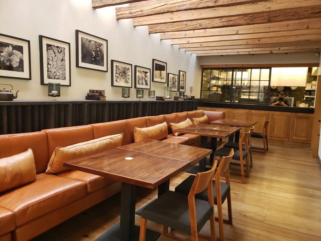 Nuestro Rodavento…  Restaurante de La Casa Rodavento