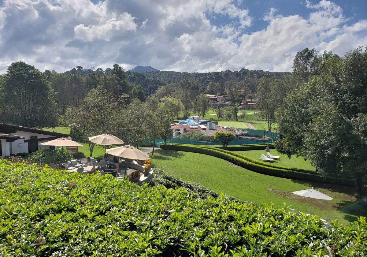 Hotel y Club de Golf Avándaro… descanso entre las montañas