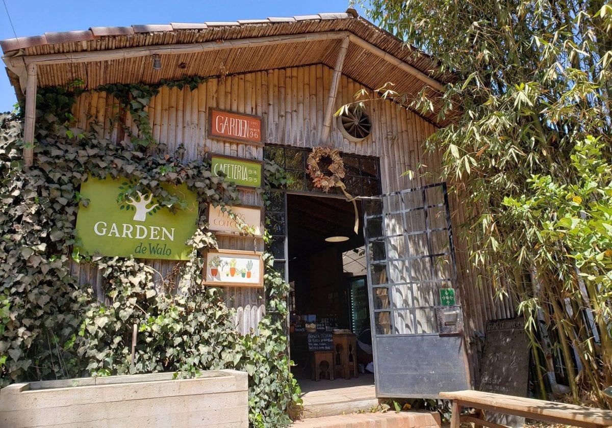 Garden de Walo… cuidando el medio ambiente