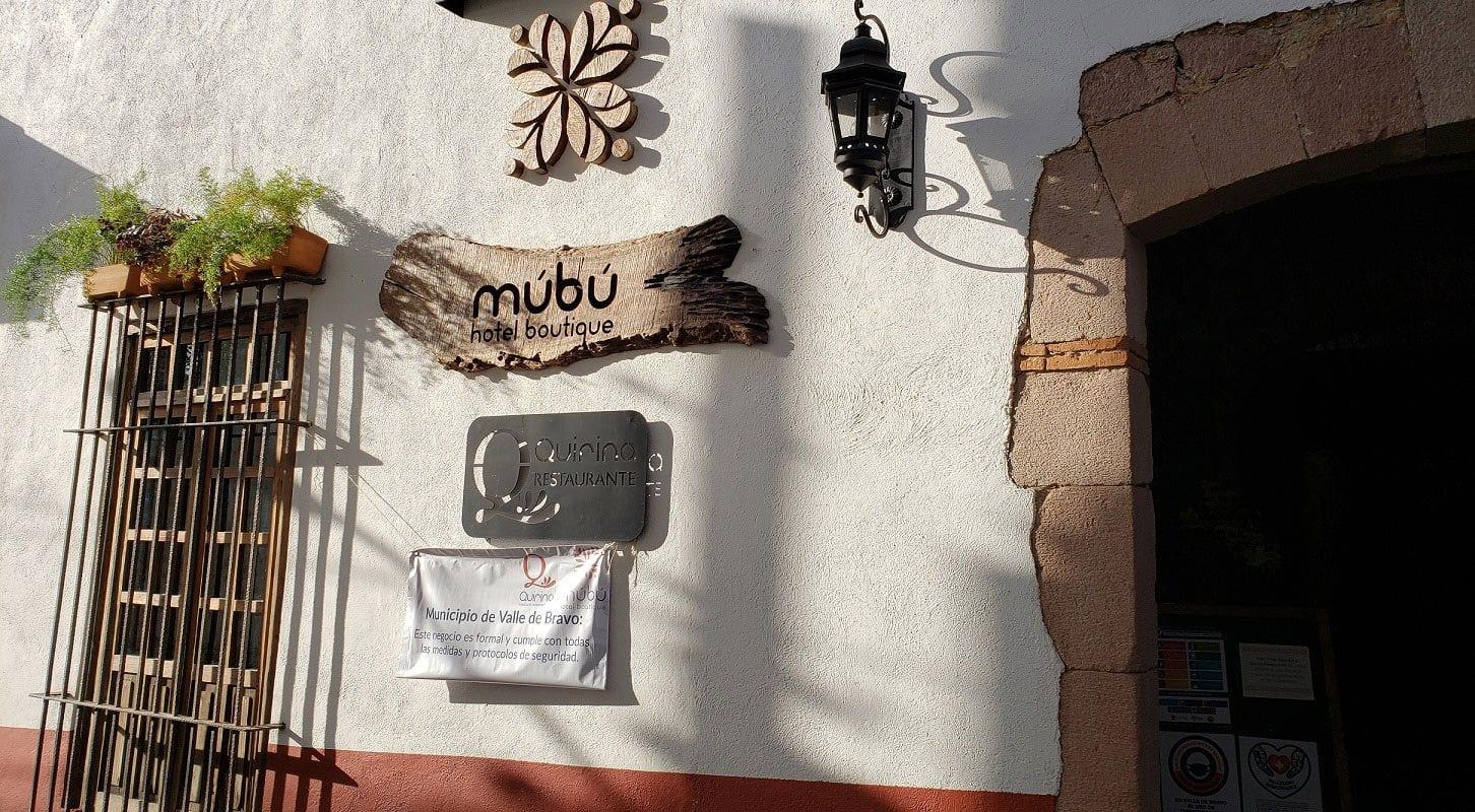 Quirina… mexicano contemporáneo en el Múbú Hotel Boutique