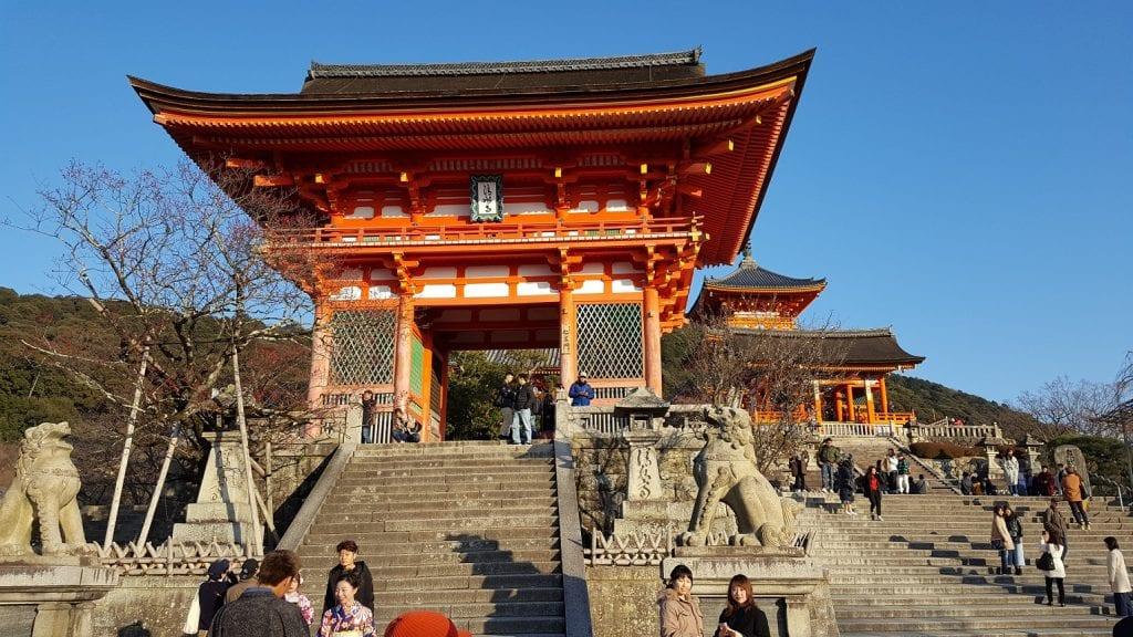 Kioto… un paseo por el pasado y el presente unidos por la tradición