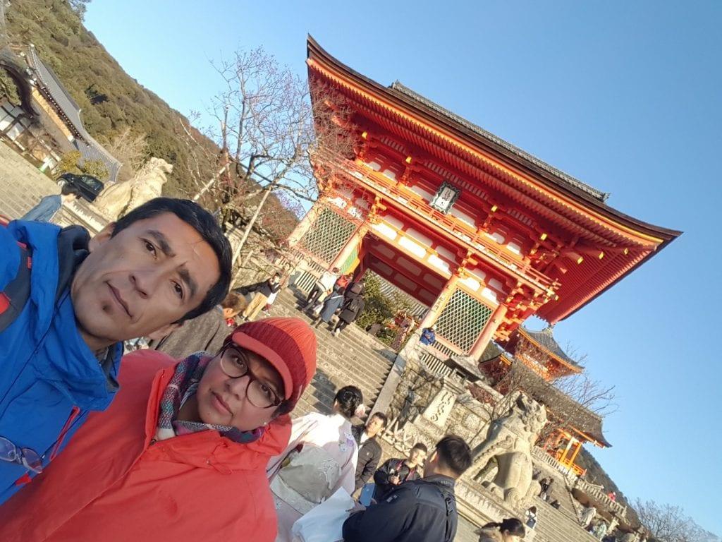 Kiyomizu-dera… el Templo del Agua Pura