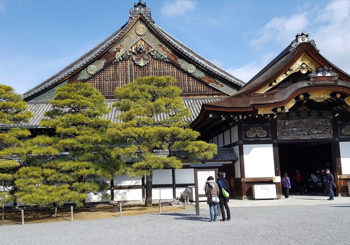 Castillo de Nijō (Nijō-jo)… Tesoro Nacional