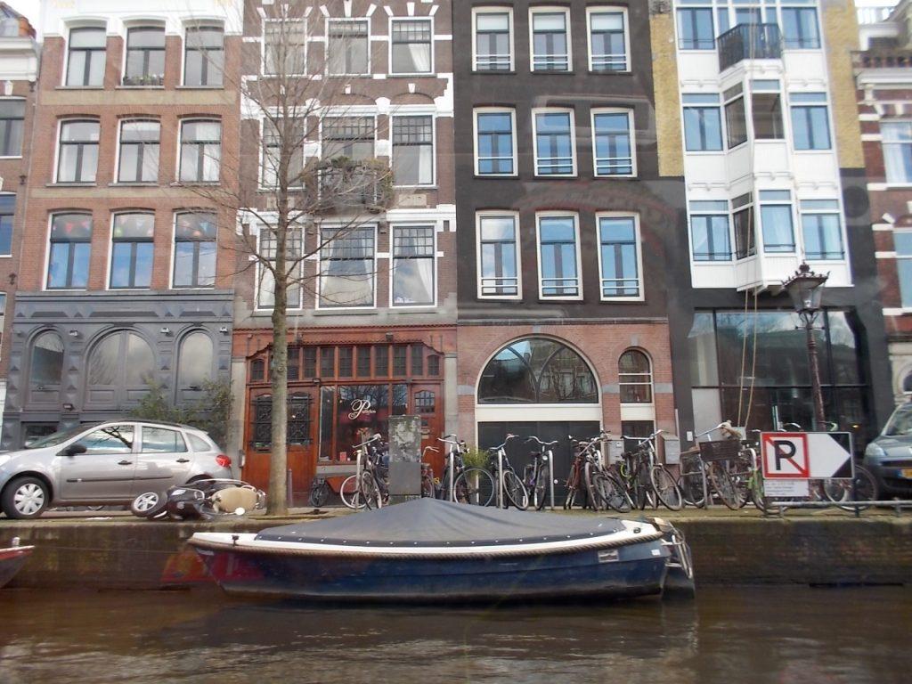 Ámsterdam… la Venecia del Norte
