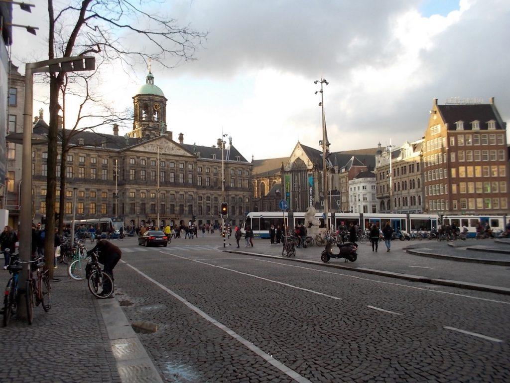 Los Países Bajos… un rey, cuatro países