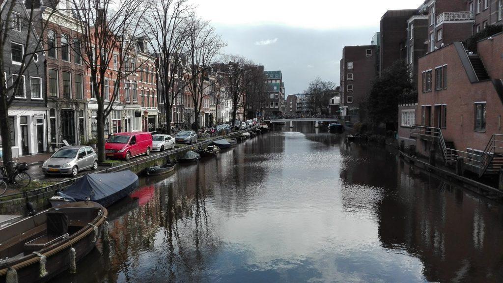 Recorrido por los canales de Ámsterdam… impresionantes vistas