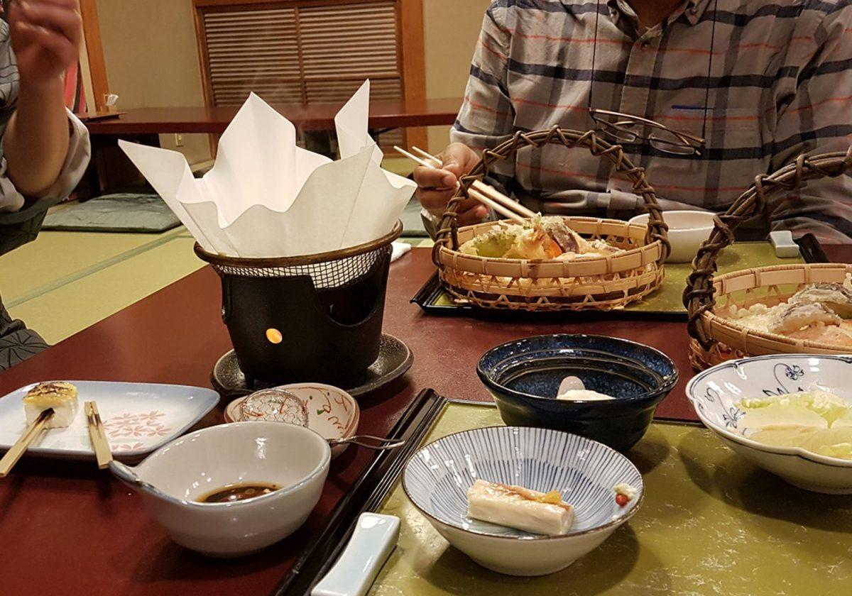Gastronomía en Kioto… cultura culinaria