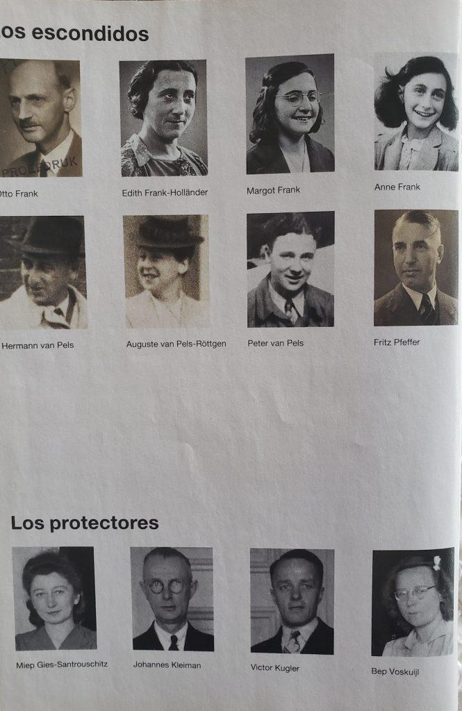 Visita la Casa de Ana Frank… más que un diario
