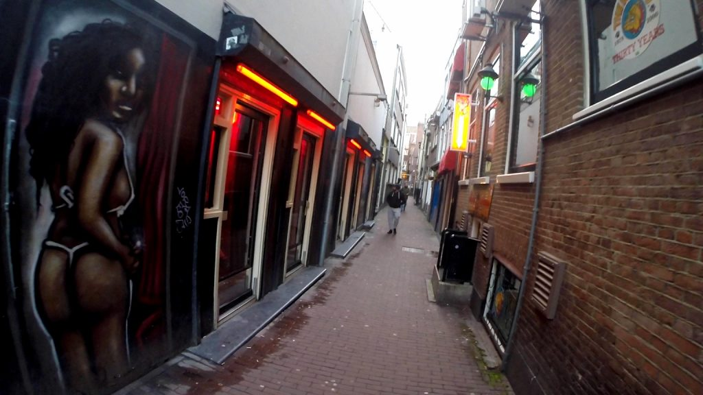 Barrio Rojo… actitud liberal y prostitución legalizada