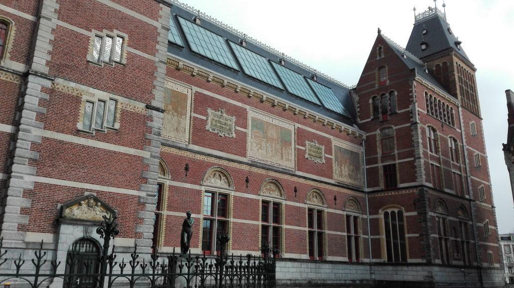 Rijksmuseum… Museo Nacional de Ámsterdam